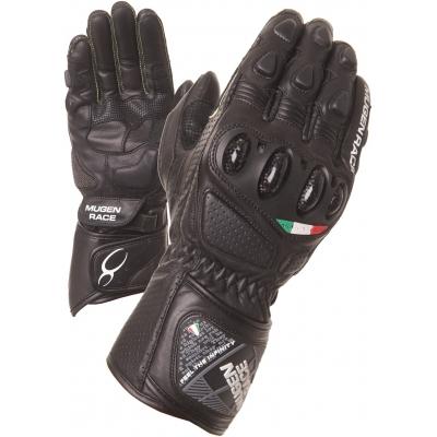 MUGENRACE rukavice URANUS black