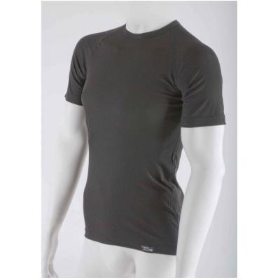 NANO triko COMFORT Krátký rukáv black