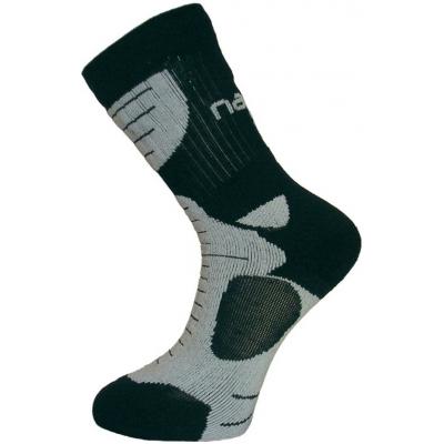 NANO ponožky AN-ATOMIC grey