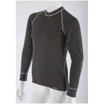 NANO tričko AN-ATOMIC Dlhý rukáv black