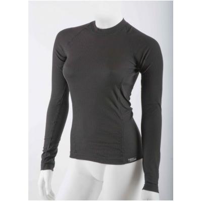 NANO triko COMFORT Dlouhý rukáv dámské black