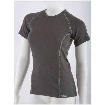 NANO tričko AN-ATOMIC Krátky rukáv dámske black