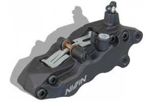 NISSIN brzdový třmen N6-40 6-pístkový black