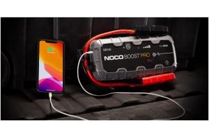 NOCO startovací box a power banka GB150 3000A 12V