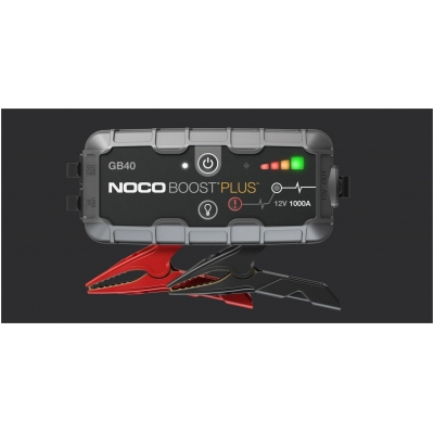 NOCO štartovací box a power banka GB40 1000A 12V