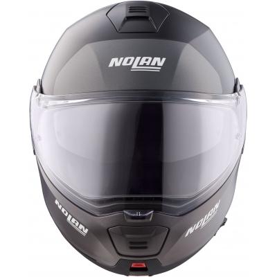 NOLAN přilba N100-5 PLUS Distinctive flat black