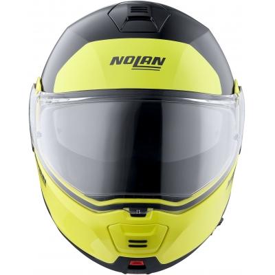 NOLAN přilba N100-5 PLUS Distinctive glossy black/yellow