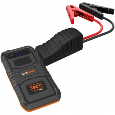 GET štartovacie box a power banka JUMPSTARTER 400A 12V