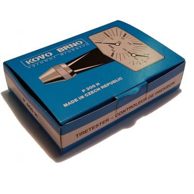 KOVO tlakomer P450H Analógový black