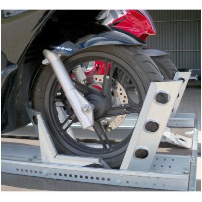 VAPP držák motocyklu s automatickým zajištěním 2060/190mm pozink