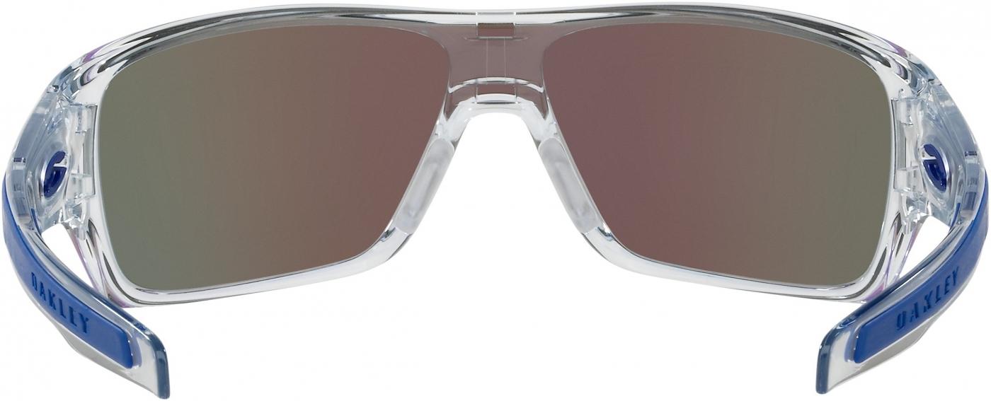 5e07f3f69 OAKLEY okuliare TURBINE ROTOR polished clear/shappire iridium | BONMOTO