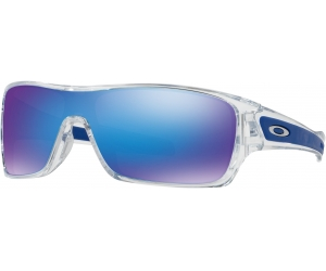 OAKLEY brýle TURBINE ROTOR polished clear/shappire iridium