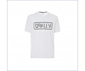 OAKLEY triko 50-3D OAKLEY white