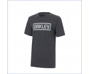 OAKLEY triko 50-3D OAKLEY blackout light heather