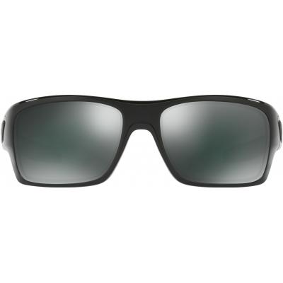 OAKLEY okuliare TURBINE Prizm polished black/black polarized