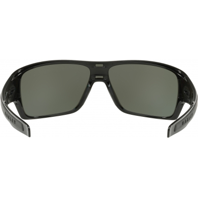 OAKLEY brýle TURBINE ROTOR Prizm polished black/black polarized