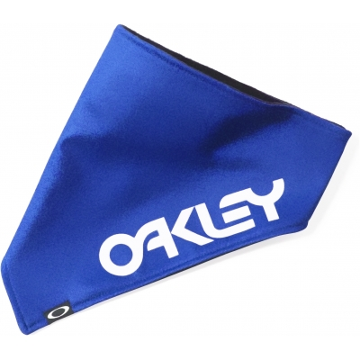 OAKLEY nákrčník SWITCH IT UP electric blue