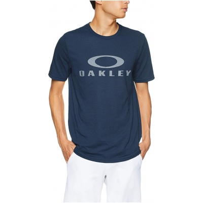 OAKLEY tričko O-BARK siaha
