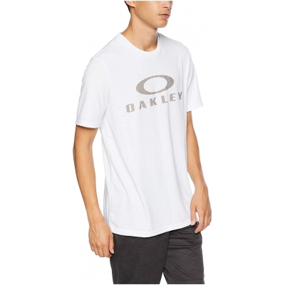 OAKLEY tričko O-BARK white