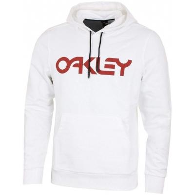 OAKLEY mikina B1B PO white