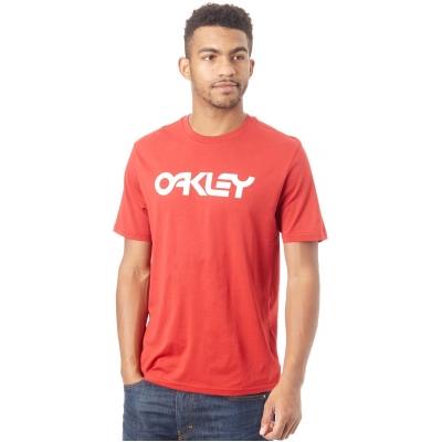 OAKLEY triko MARK II samba red