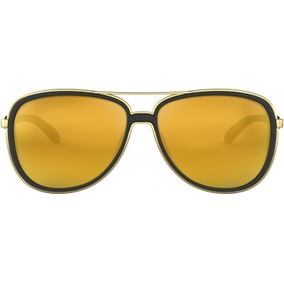 OAKLEY brýle SPLIT TIME velvet black/24k iridium