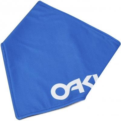 OAKLEY nákrčník SWITCH IT UP electric blue