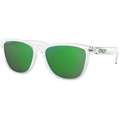 OAKLEY okuliare FROGSKINS Prizm crystal clear / jade