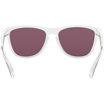 OAKLEY brýle FROGSKINS Prizm crystal clear/jade