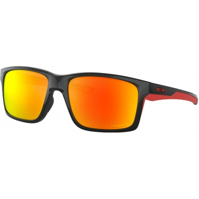 OAKLEY brýle MAINLINK XL Prizm polished black/ruby polarized