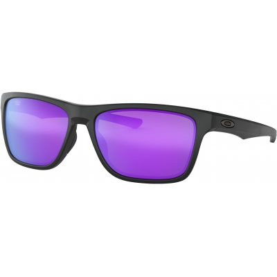 OAKLEY okuliare HOLSTON matt black / violet irídium