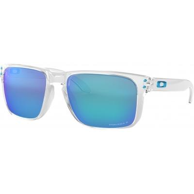 OAKLEY brýle HOLBROOK XL Prizm polished clear/sapphire polarized