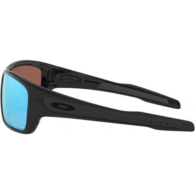 OAKLEY okuliare TURBINE Prizm polished black / deep water polarized