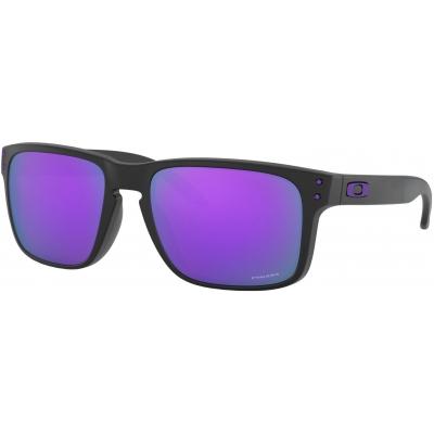 OAKLEY okuliare HOLBROOK Prizm matt black / violet