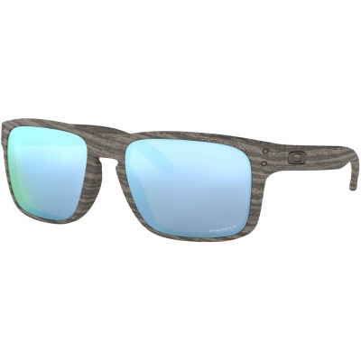 OAKLEY brýle HOLBROOK Prizm woodgrain/deep water polarized