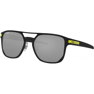 OAKLEY okuliare LATCH ALPHA VR46 Prizm matt black / black