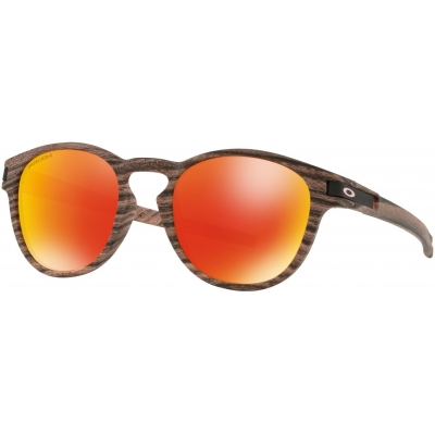 OAKLEY brýle LATCH Prizm rosewood/ruby