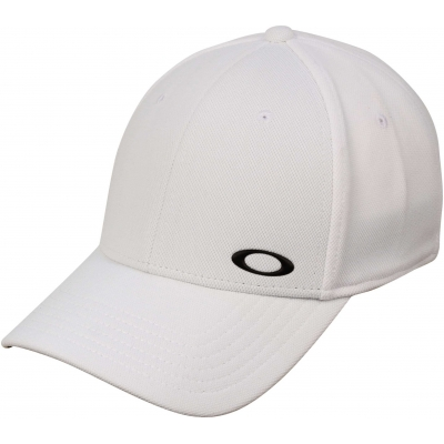OAKLEY kšiltovka SILICON ELLIPSE white