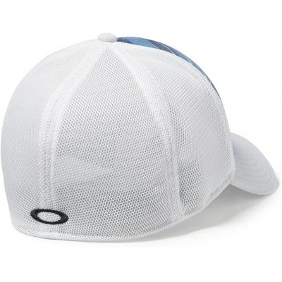 OAKLEY kšiltovka SILICON BARK TRUCKER PRINT 2.0 ozone