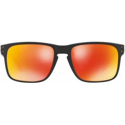 OAKLEY brýle HOLBROOK Prizm polished black/ruby