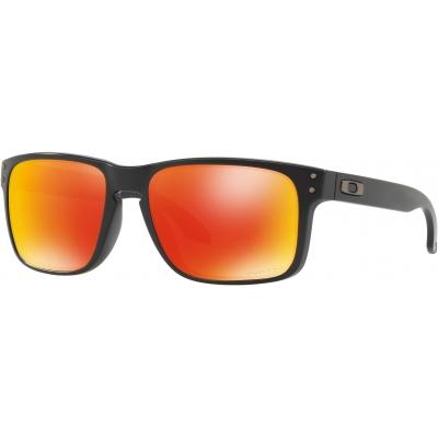 OAKLEY brýle HOLBROOK Prizm matte black/ruby