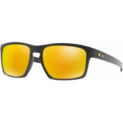 OAKLEY brýle SLIVER VR46 polished black/fire iridium