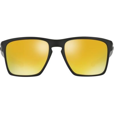 OAKLEY brýle SLIVER XL matte black/24k iridium