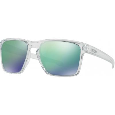 OAKLEY brýle SLIVER XL polished clear/jade iridium