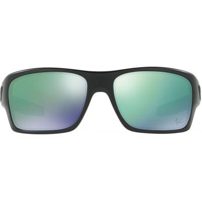 OAKLEY brýle TURBINE MotoGP matte black/jade iridium