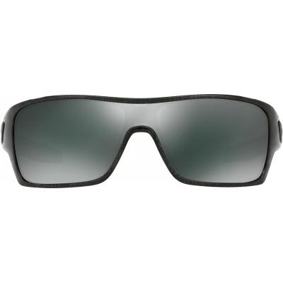 OAKLEY brýle TURBINE ROTOR black ghost text/black iridium