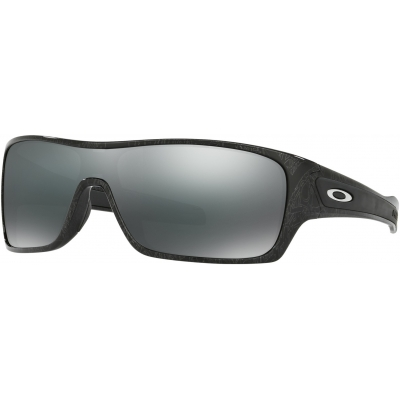 OAKLEY okuliare TURBINE ROTOR black ghost text / black iridium