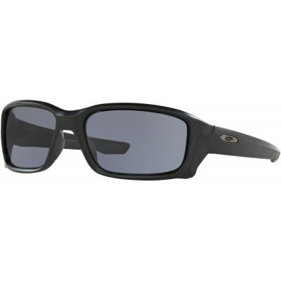 OAKLEY brýle STRAIGHTLINK matte black/grey