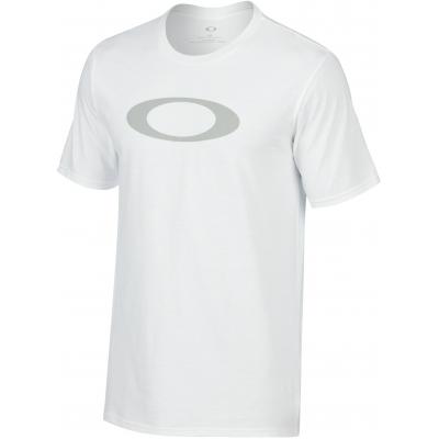 OAKLEY triko 50-BOLD ELLIPSE Slim white