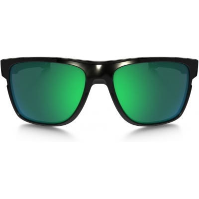 OAKLEY brýle CROSSRANGE XL polished black/jade iridium